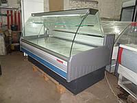 Холодильная витрина Arneg S Dallas 180 VC б/у, витрина холодильная б у, гастрономическая витрина б у, прилавок, фото 1