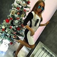 """Яркое модное выразительное платье """"Moschino"""""""