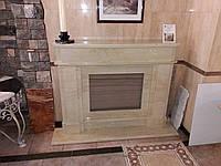 Камин из мрамора Alhambra