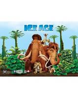 Подложка настольная CFS Ice Age IA09690