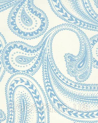 Рулонні штори Міні Дакар голубий 7037 40см, фото 2