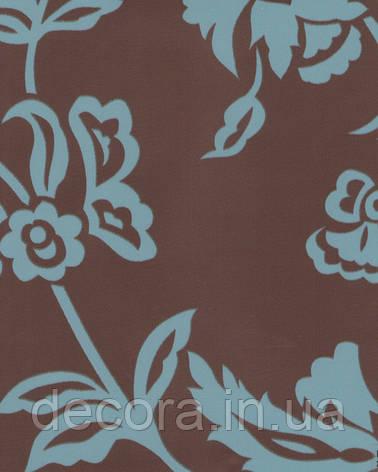 Рулонні штори Міні Кармен коричневий 7029 40см, фото 2