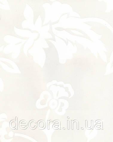 Рулонні штори Міні Кармен білий 7026 40см, фото 2