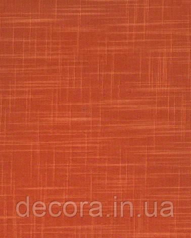 Рулонні штори Міні Шантунг коричневий 6015 40см, фото 2