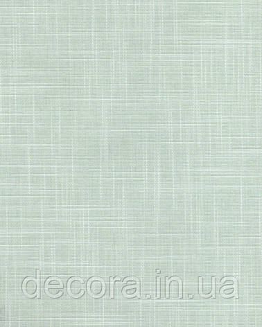 Рулонні штори Міні Шантунг голубий 6014 40см, фото 2