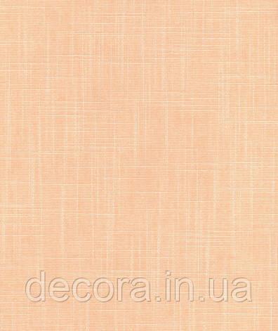 Рулонні штори Міні Шантунг персиковий 6012 40см, фото 2