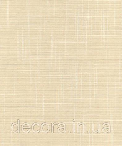 Рулонні штори Міні Шантунг бежевий 6011 40см, фото 2