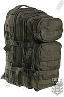 Тактический рюкзак Mil-Tec 20L цвет оливковый, фото 1