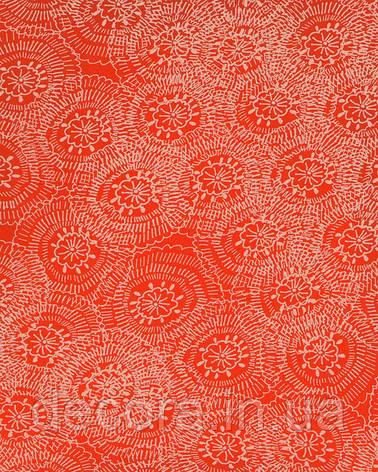 Рулонні штори Міні Ірма чевоний 4087 40см, фото 2