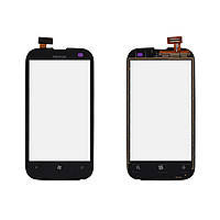 Сенсор (тачскрин) Nokia 510 Lumia Black