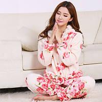 Теплый пижама, 5 расцветок