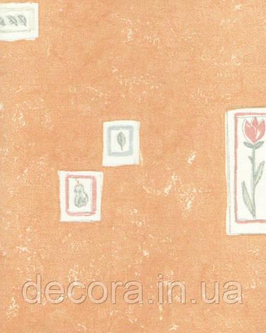 Рулонні штори Міні Айкон бежева 4061 40см, фото 2