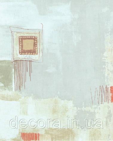Рулонні штори Міні Зіг-заг салатовий 4049 40см, фото 2