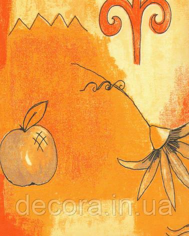Рулонні штори Міні Цитрус оранж 4021 40см, фото 2