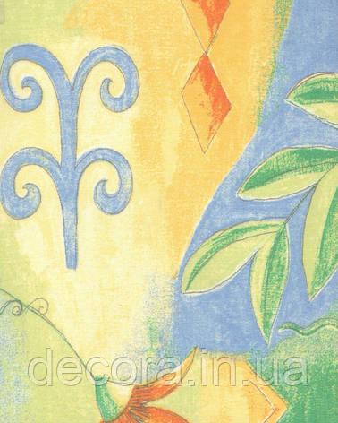Рулонні штори Міні Цитрус голубий 4021 40см, фото 2