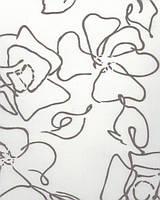 Рулонні штори Міні Флора сіра 2056 40см
