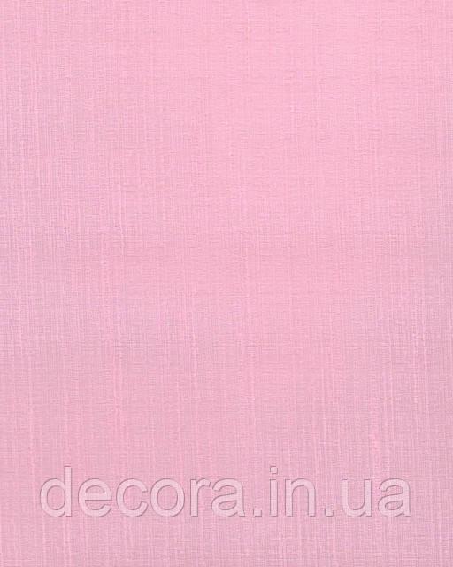 Рулонні штори Міні Панама розовий 2033 40см