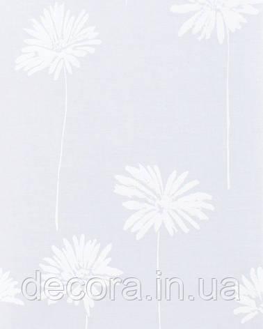 Рулонні штори Міні Аврора біла 4008 40см, фото 2