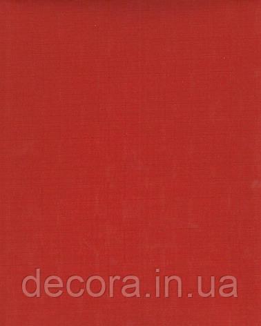 Рулонні штори Міні Лен червоний 1027 40см, фото 2