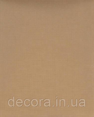 Рулонні штори Міні Лен темно бежевий 1025 40см, фото 2