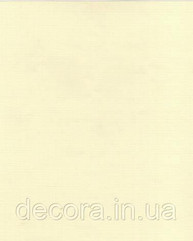 Рулонні штори Міні Лен бежевий 1020 40см, фото 2