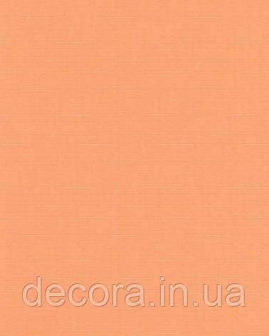 Рулонні штори Міні Лен персиковий 1022 40см, фото 2