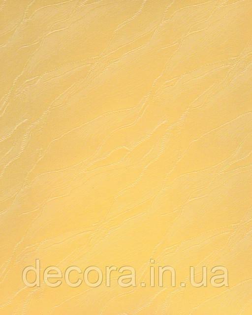 Рулонні штори Міні Дюна жовтий 3029 40см