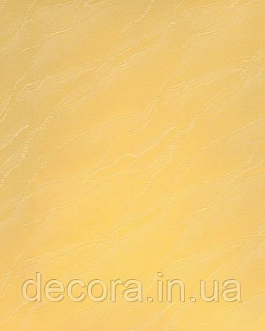 Рулонні штори Міні Дюна жовтий 3029 40см, фото 2