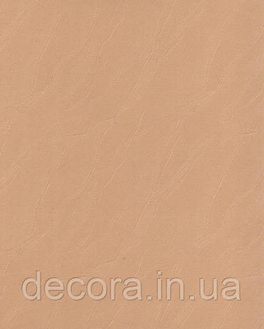 Рулонні штори Міні Дюна темно бежевий 3026 40см, фото 2