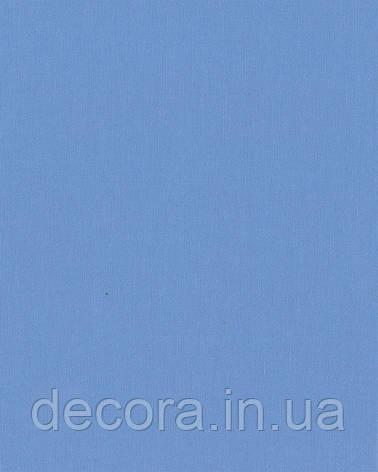 Рулонні штори Міні Ара яскраво голубий 1062 40см, фото 2