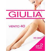 Женские гольфы цены GIULIA VENTO 40 2 пары KLG-375