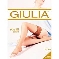 GIULIA женские чулки Италия TOE 15 calze KLG-340