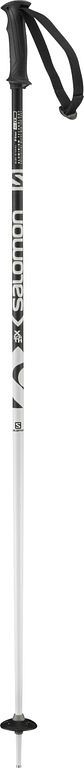 Горнолыжные палки Salomon X north White/black (MD) 110