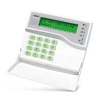 Кодовая клавиатура INT-KLCDK-GR для постановки и снятия с охраны