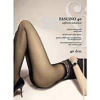 SISI прозрачные колготки средней плотности FASCINO 40 KLG-45