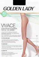 Женские изящные колготки GOLDEN LADY VIVACE 40 KLG-97