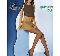 Прозрачные колготки женские оптом цены LEVANTE AMBRA 40 vita bassa KLG-101