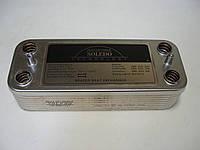 Теплообменник ГВС вторичный пластинчатый Sime Format DGT 25 BF/OF (с буртом под прокладку) 16 пл. Art. 6319690
