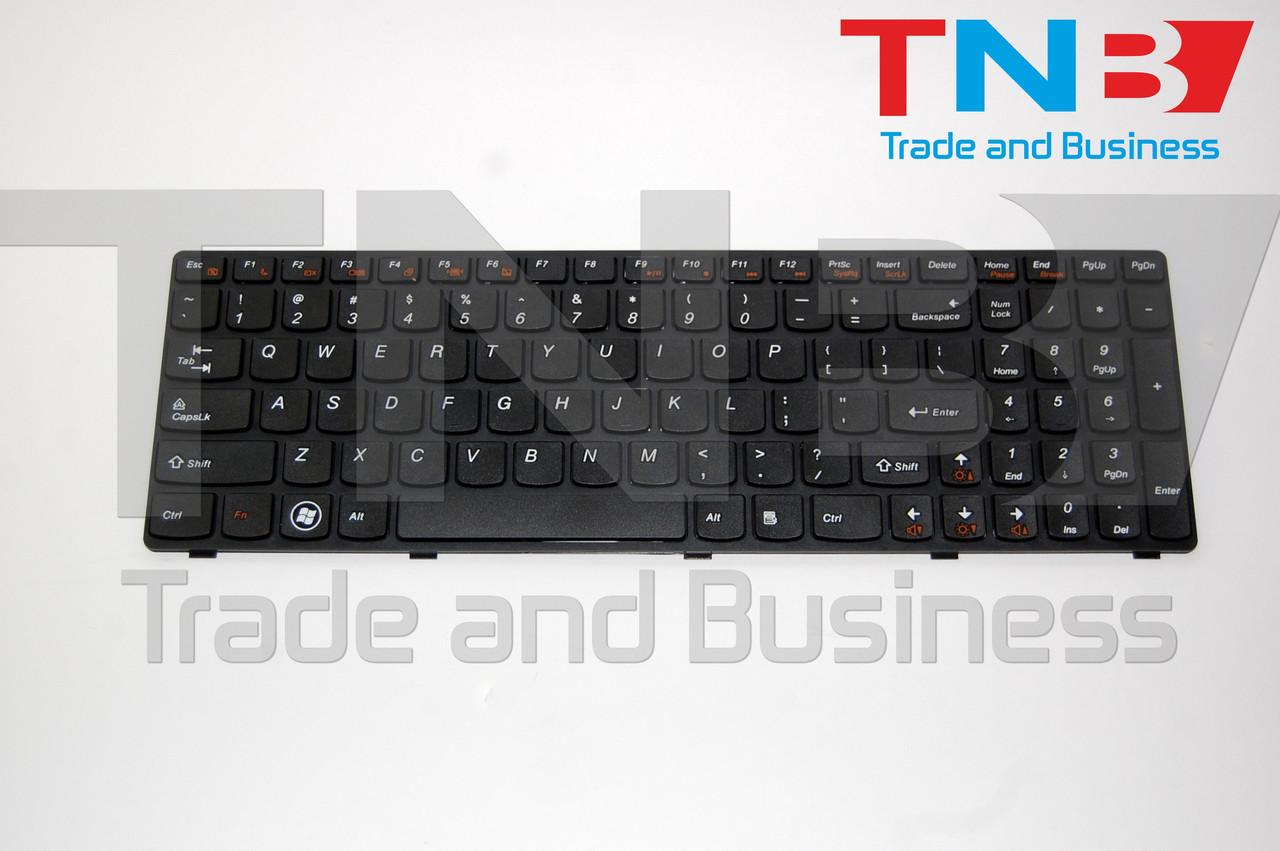Клавиатура Lenovo IdeaPad G560 G565 3000 Series черная US