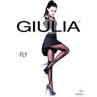 Женские колготки с бабочкой GIULIA FLY 20 model 60 KLG-232