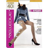 ELLEDUE колготки LE CAREZZE 40 con.top  KLG-247 женские колготки каталог