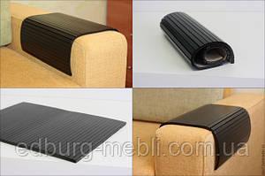 Накладка на подлокотник дивана,пуф, подставка под планшет