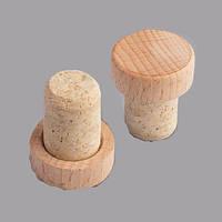 Т пробка 22.5 деревянная капсула
