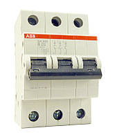 Автоматический выключатель ABB SH203-B 20A