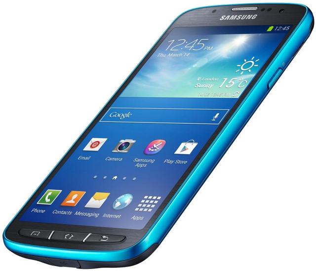 Дисплей на смартфоне Samsung