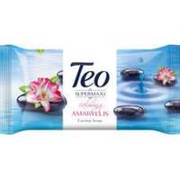 Мыло туалетное Teo Supermaxi Amaryllis 140г Болгария