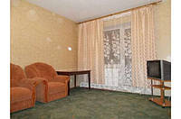 1 комнатная квартира улица Академика Сахарова, фото 1