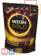 Nescafe Gold Кофе растворимый, мягкая упаковка 120 г.