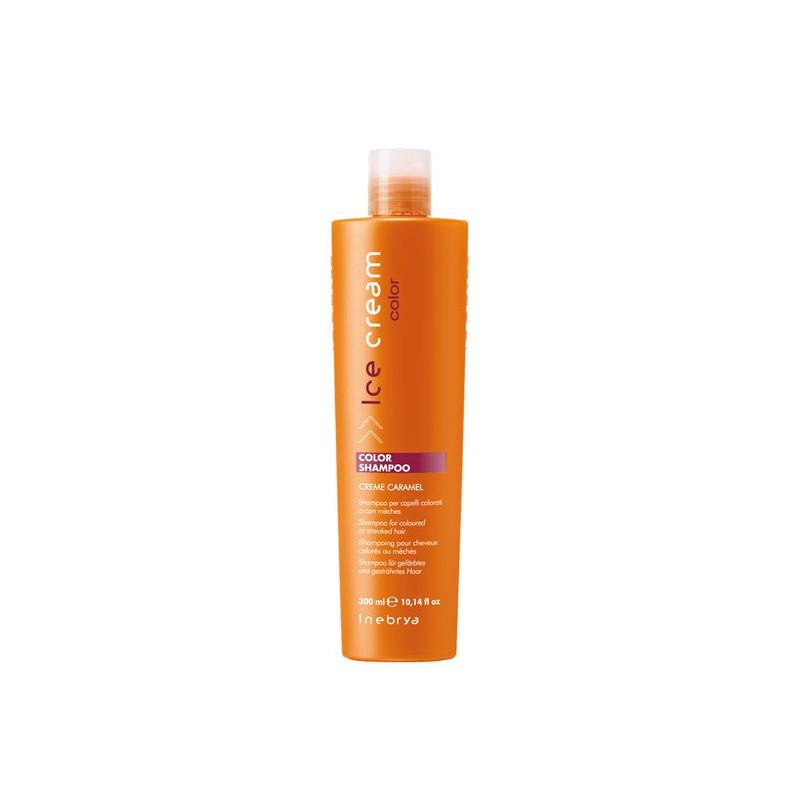 Inebrya Ice Cream Color Шампунь для окрашенных и мелированных волос 300 мл.