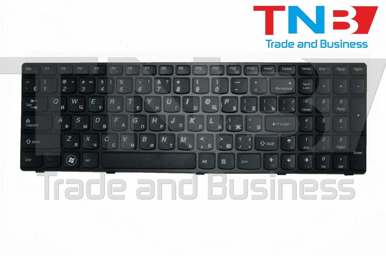 Клавіатура LENOVO IdeaPad V580C Z570 Z575